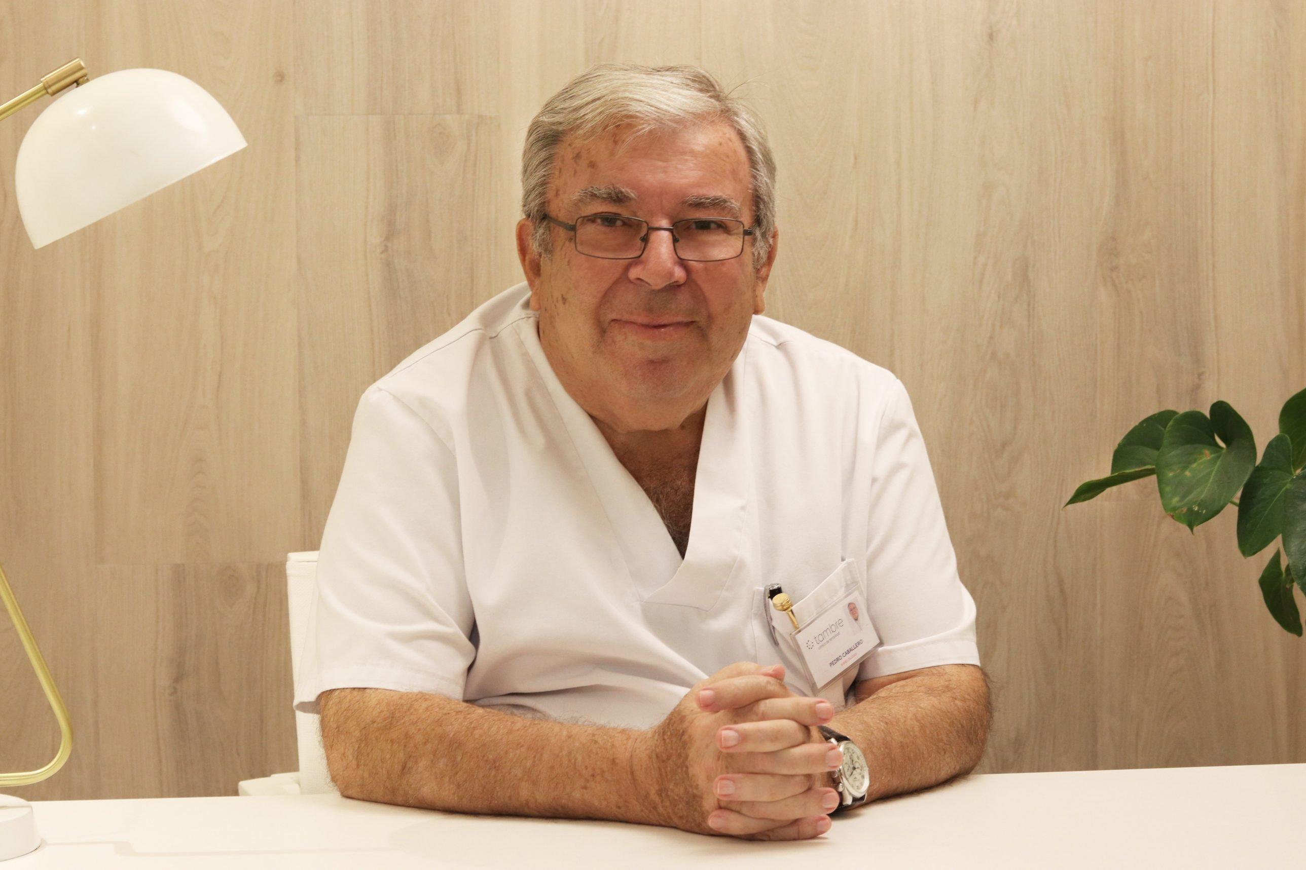 Doctor Pedro Caballero